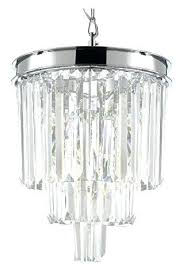 odeon crystal chandelier 3 tier chrome crystal glass prism chandelier lighting chandelier
