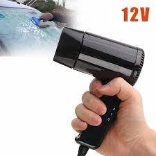 Araba styling taşınabilir 12V sıcak ve soğuk seyahat araba katlanır kamp saç  kurutma makinesi cam buz çözücü CSL2017|car-styling|defrosterdefroster 12v  - AliExpress
