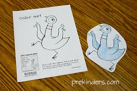 Small Picture The Pigeon Counts Game PreKinders