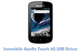 Icemobile Apollo Touch 3G USB Driver ...