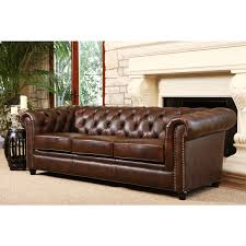 Inspiring Chesterfield Leather Sofa Chesterfield Leather Sofa Home Design  Ideas