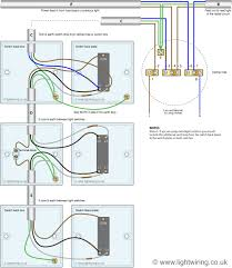 intermediate lighting circuit wiring diagram images fig 1 three three way light switching wiring diagram new cable colours