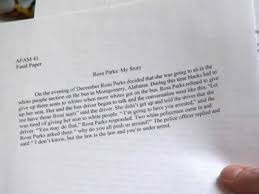 rosa parks essay unc athlete essay on rosa parks gets aminus unc athlete essay on rosa parks gets a minus business insider