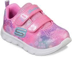 Skechers Toddler Size Chart Skechers Comfy Flex Dainty Dash Toddler Girls Sneakers