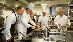 Cours Cuisine Avec Un Grand Chef Doublement étoilé Jean Michel