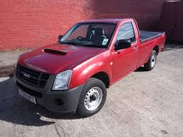 Isuzu Rodeo pickup truck for sale, 2 seater single cab 2.5 turbo ...