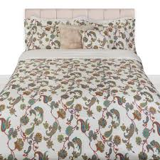 sheridan bed set super king ivory
