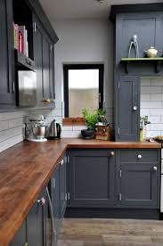 Red And Black Kitchen Cabinets Pictures Of Black Kitchen Cabinets And Wood Details Bidazlecom