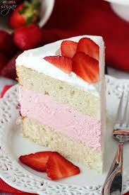 best strawberry ice cream cake recipe