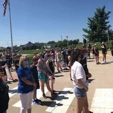 An amazing group of Waukee High School... - Clarke for Waukee   Facebook
