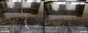 worktop front edge chip repair namco refurbs sasayuki com intended for how to fix chipped granite