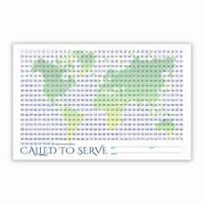 Lds Missionary Countdown Calendars Charts W Stickers
