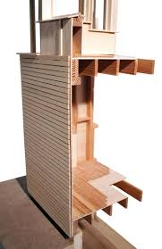 furniture architecture. section model u2013 wood furniture architecture