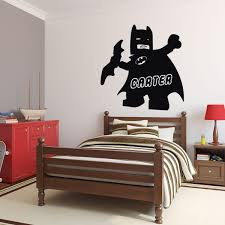 Personalized Superheroes Personalized Wall Decals Lego Batman Dc Comics Superheroes