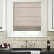 budget cordless magnetic roman light filtering blinds and shades