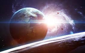 Resultado de imagen de un mundo sin fin universo
