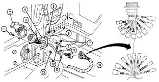 trailer connector and wiring harness replacement l removal tm 9 2320 280 20 3 12 163 trailer connector and wiring harness replacement l119 this task covers a removal b