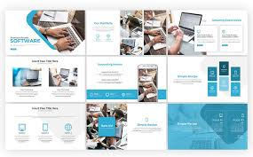 Software Analysis Powerpoint Template #70997