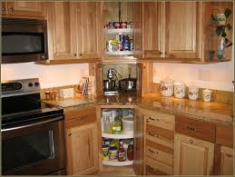 modern kitchen ideas with lazy susan cabinet natural wood cabinet by lazy susan cabinet with