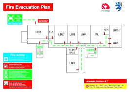 Evacuation Plan Sample Basic Evacuation Plan Template Route Requirements Free Map