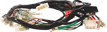 wiring harnesses rectifier regulators rotors stators add to cart · honda cb750 wire harness honda cb750k 1973 75 oem ref 32100