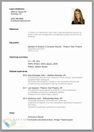 How To Write A Great Resume Extraordinary How To Write A Good Resume For Job Luxury The Best Resume Ever