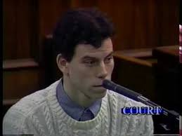 The menendez brothers attacked their parents while their mother rested her head on their father's lap. Court 2 Youtube