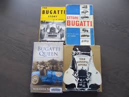 In 1959 the bugatti was sold out of the shah's imperial garage for a sum equivalent to approximately $275 u.s. Bugatti Books Lot With 4 Books 1959 2004 Catawiki
