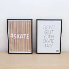 Skater Bedroom Gift Ideas For Skaters And Gifts For Christmas Skateboarder