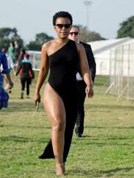 I did it for women Zodwa Wabantu plays near naked provocateur.