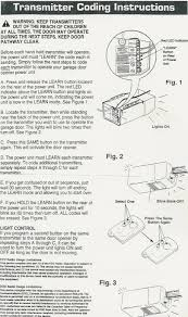 clicker garage door keypad instructionsGarage Doors  41 Surprising Craftsman 1 2 Hp Garage Door Opener