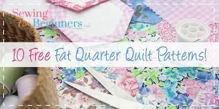 10 Free Fat Quarter Quilt Patterns & Projects & 10 Free Fat Quarter Quilt Patterns Adamdwight.com