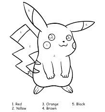 Buy your kids oil pastels, or water colors and let their. 100 Best Free Printable Pokemon Coloring Pages Kids Activities Blog