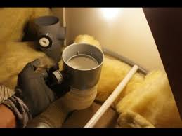 fix a bathroom ventilation system