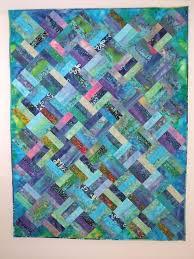 Batik Jelly Roll Quilt Patterns
