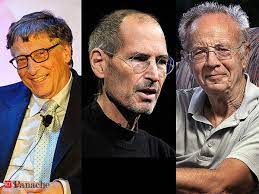 Powerful lessons from the careers of Bill Gates, Steve Jobs & Andy Grove -  The Economic Times
