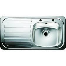 Wickes Farmhouse 15 Bowl Kitchen Ceramic White Sink  WickescoukWickes Sinks Kitchen