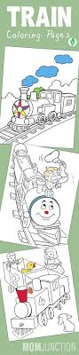 Small Picture free printable train templates Free Printable Train Coloring