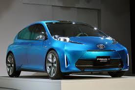 Toyota Prius C Hybrid 2012 | otolines