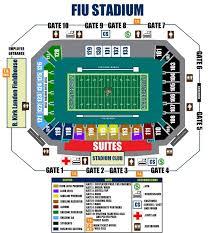 Fiu Football Stadium Seating Chart Alfonso Field At Fiu Stadium Official Site Of Fiu Golden