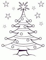 Small Picture Desenhos e riscos de rvores de natal para colorir Christmas
