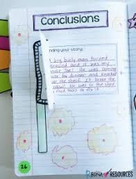 writing mini lesson writing the conclusion of a narrative  then students should transfer that conclusion onto their graphic organizer for the story