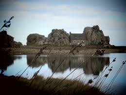 maison castel meur maison entre les rochers