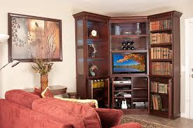Small Picture C 210 Wall Unit is the perfect corner unit for a flat panel TV