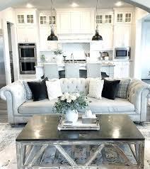 Open Living Room And Kitchen Designs Exterior Unique Inspiration Design
