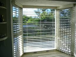 Bay Window Blinds Clean U2014 Home Ideas Collection  Treatments For Bay Window Blind Ideas