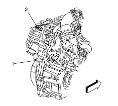 Repair Instructions - Output Speed Sensor Replacement - 2006 ...