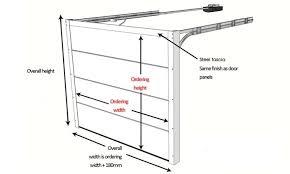 garage door heightGarage Door Size  Which size is Best