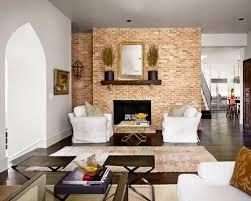 Bookshelves Around Fireplace  HouzzHouzz Fireplace