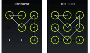 Android Pattern Unlock